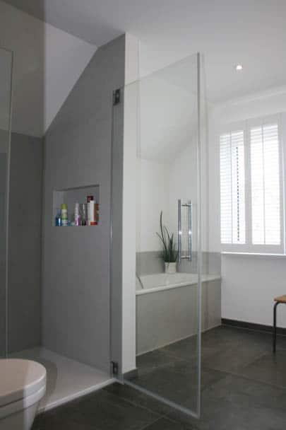 Fugenloses Bad, Dusche ohne Fliesen pflegeleicht, stilvoll,exklusiv und abwechslungsreich